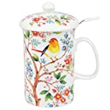 Tree of Life Infuser Mug