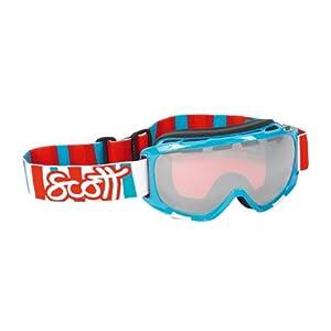 Scott USA Fix Goggle (Cyan/Blue, Illuminator Lens)