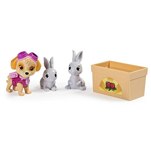 Paw Patrol Skye Bunnies Rescue Set 0778988218402