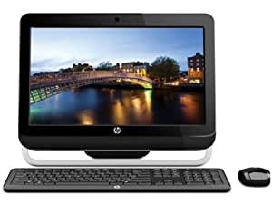 HP Omni 120-1135 All-in-One Desktop (VISION E450,4GB DDR3,500GB 7200)(DVDRW)