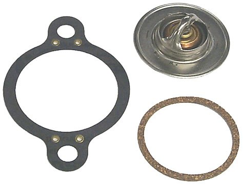 Sierra International 18-3648 160 Degree Marine Thermostat Kit for Mercruiser Stern Drive