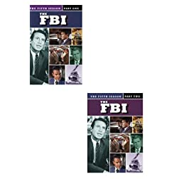 The FBI: The Complete Fifth Season, BTB 2 Pack