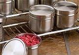 RSVP Endurance Stainless-Steel Spice Tin
