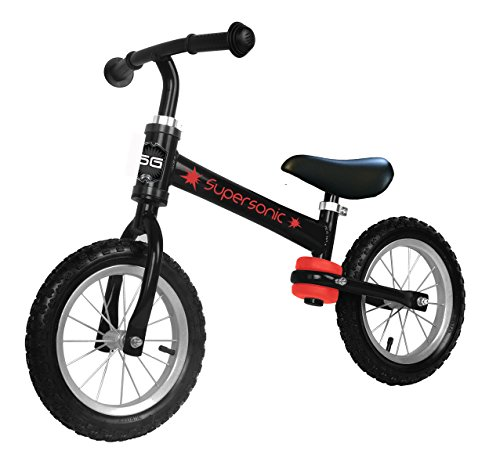 Smart Gear Supersonic Featherweight Balance Bike Ride On front-837078