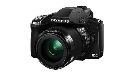 Digital Cameras OLYMPUS STYLUS SP100 BLACK 16MPIXELS