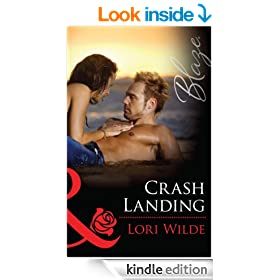 Crash Landing (Mills & Boon Blaze) (Stop the Wedding! - Book 3)