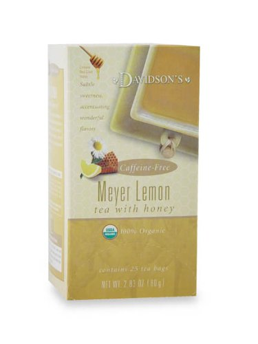 Davidson's Meyer Lemon Tea - 25 Bags