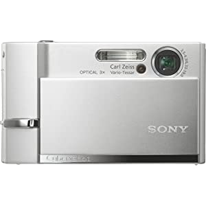 Sony Cybershot DSCT30 Images Reviews