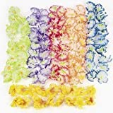 Polyester Jumbo Carnation Leis by funexpress