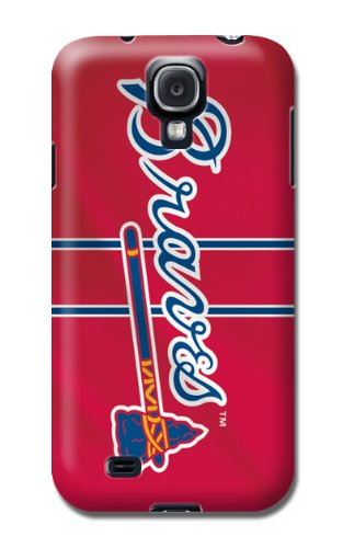 3d Print Atlanta Braves MLB Samsung Galaxy S4/samsung 9500 Cases at Amazon.com