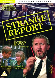 Strange Report - The Complete Series [1968] [DVD]