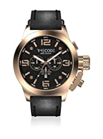Timecode Reloj de cuarzo Nations 1945 Negro 50 mm