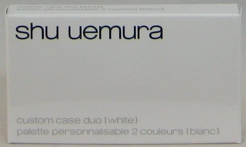 シュウ ウエムラ カスタム ケース II #ホワイト