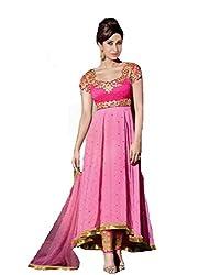 Shayona Salwar suit for women & girls(pink)