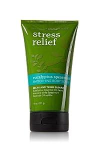 Bath & Body Works Aromatherapy Eucalyptus Spearmint Stress Relief Sudsing Scrub 8 fl oz (236 ml)