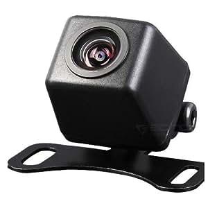 夜でも見える バックカメラ 防水 高画質 42万画素 CMD 広角レンズ A0119N 日本語マニュアル