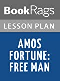 img - for Amos Fortune: Free Man Lesson Plans book / textbook / text book