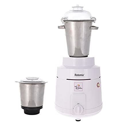Rotomix Hotel 2 Jar 1400W Mixer Grinder