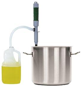 CHARD FOP-30 Oil Pump for Draining Outdoor Fryers from CHARD International LLC