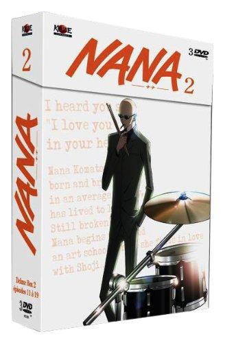 Nana - Coffret 2/5 (édition simple)