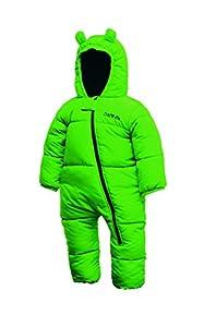 Dare2b Kids / Babies Bugaloo All In One Water Repellent Snowsuit (Fairway Green, 3-4 years)