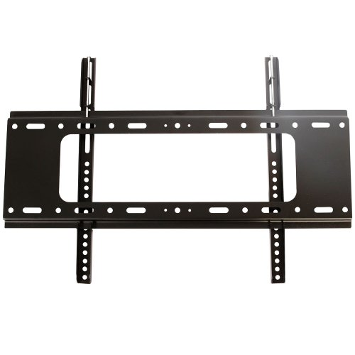 "Ultra-Slim Tv Wall Mount Bracket For 24"" - 52"" Lcd Plasma Flat Panel Screen Display Television With Vesa 600 X 400Mm, Load Capacity 50Kg"