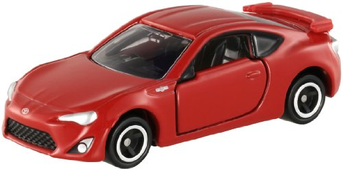 Tomica - Toyota FT-86 - 1