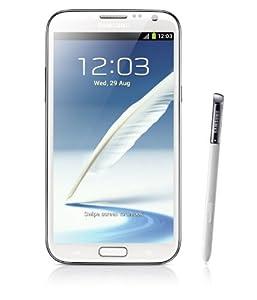 Samsung Galaxy Note II, Bianco Ceramico - Italia