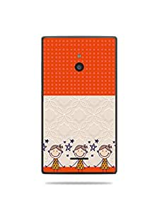 alDivo Premium Quality Printed Mobile Back Cover For Nokia XL / Nokia XL Printed Mobile Case / Designer Back Cover (KT482)