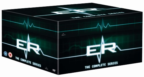 ER: Complete Seasons 1-15 [DVD]