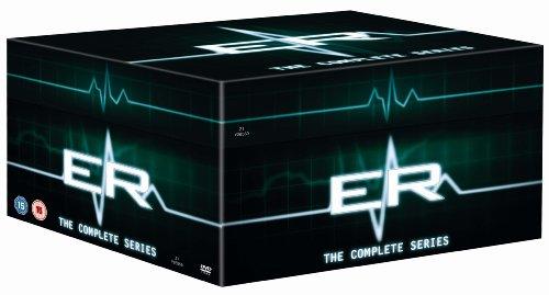 ER: Complete Seasons 1-15 [DVD]