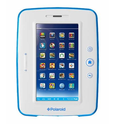 Polaroid 7 Inch Kids Tablet front-191802