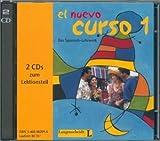 El nuevo curso, 2 Audio-CDs zum Lektionsteil -