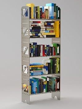 BOLTZ - BC5T - estantes de acero - hasta por estante - extensible - acabado antracita