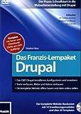 Das Franzis-Lernpaket Drupal