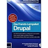 "Das Franzis-Lernpaket Drupalvon ""Franzis Verlag GmbH"""