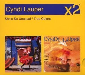 Cyndi Lauper - Shes So Unusual/True Colors - Zortam Music