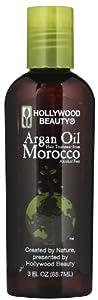 Hollywood Beauty Argan Oil Hair Treatment, 3 Ounce
