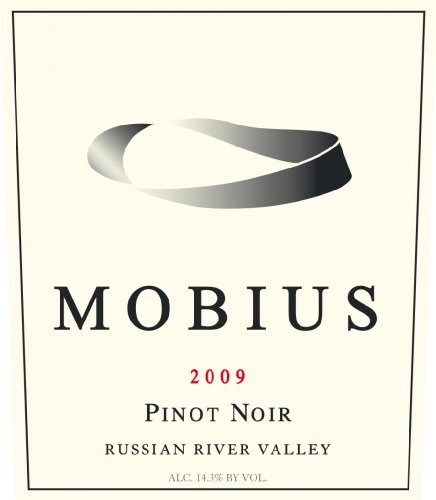 2009 Mobius Wines Pinot Noir Red Wine 750 mL