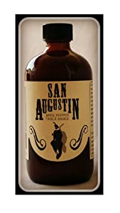 San Augustin Datil Pepper Table Sauce