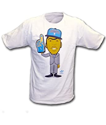 New Orleans Hornets Anthony Davis Geek Draft T-Shirt by adidas