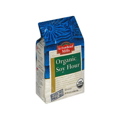 Arrowhead Mills Soy, 1.5-Pound (Pack of 12) by Arrowhead Mills