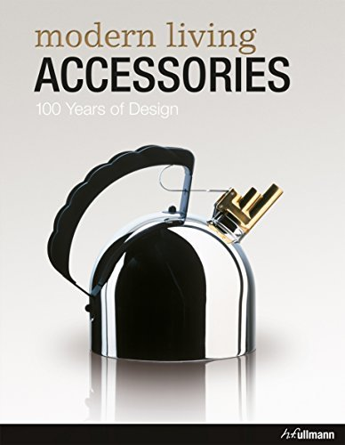 Modern Living Accessories (English, French and German Edition) by Fremdk??rper Studio Andrea Mehlhose (2012-05-15)