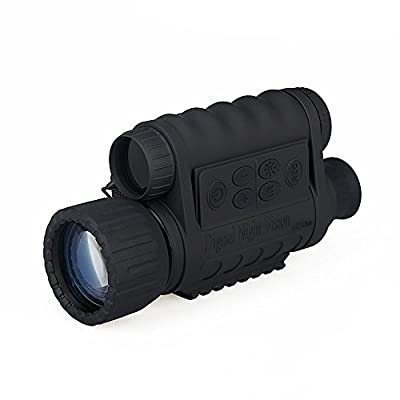 Canis Latran 6x50mm 5MP HD Digital Monocular Night Vision Camera Vedio Night Vision Scope from Guangzhou Precision Optics Technology Coltd :: Night Vision :: Night Vision Online :: Infrared Night Vision :: Night Vision Goggles :: Night Vision Scope