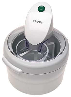 Krups 358-70 La Glaciere Ice Cream Maker by KRUPS