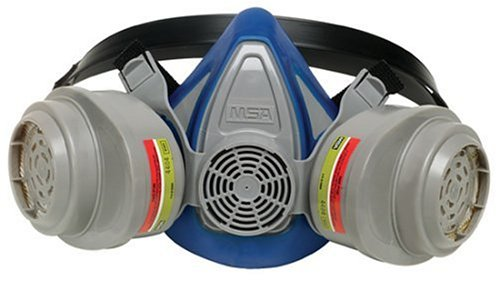 MSA Safety Works 817663 Multi-Purpose Respirator - MSA Safety Works - MS-817663 - ISBN:B00009363G