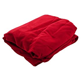 Trademark Tools 75-RB680 Red 12 Volt Automobile Electric Blanket