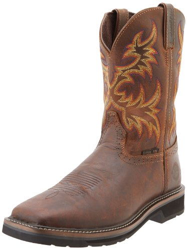 Justin Orginal Stampede Work Boots For Men