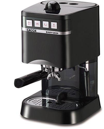 gaggia baby espresso machine review