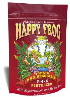 Happy Frog Tomato Veg